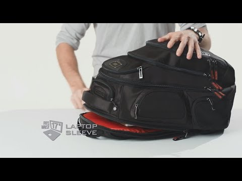 OGIO Gambit 17 - The ULTIMATE Laptop Backpack - MXstore.com.au ...