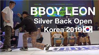 BBOY LEON Silver Back Open Kor…