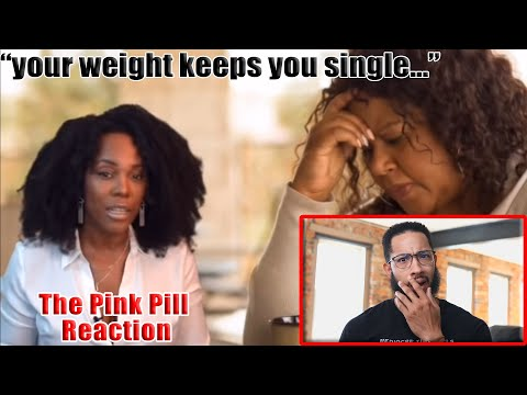 Why are High-Earning, Educated Black Women STILL Obese? | The Pink Pill reaction