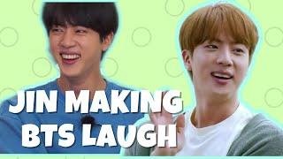 Jin Making BTS Laugh | 2020 (Part 3)