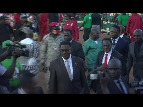 Malawi presidential election: Chakwera holds final rally | AFP