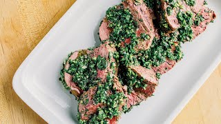 How to Make Beef Tenderloin with Chimichurri from El Che Bar thumbnail