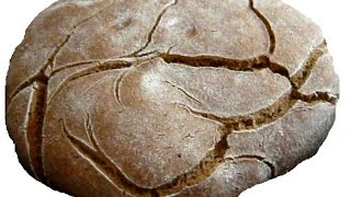Как испечь ржаной хлеб дома