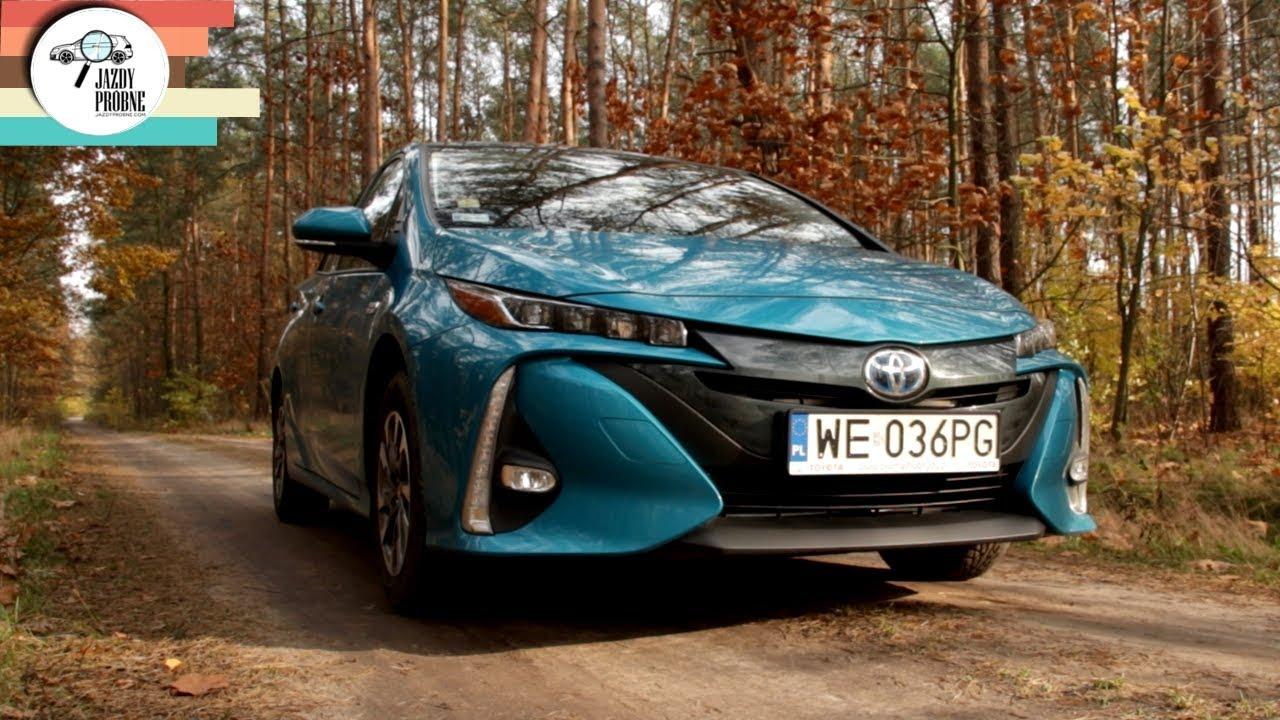 Toyota Prius Plug-In Hybrid 1.8 122 KM: Wreszcie lepszy design -#236 Jazdy Próbne