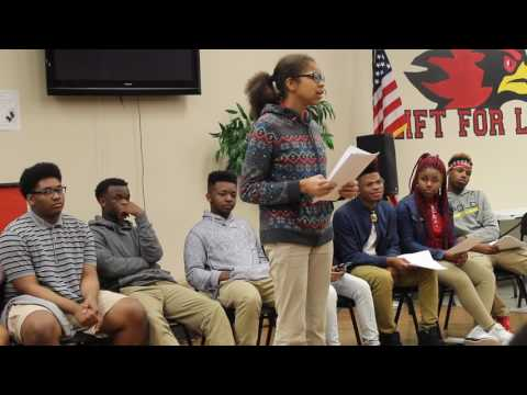 Lift For Life Academy Drama Club Performance - Part 1