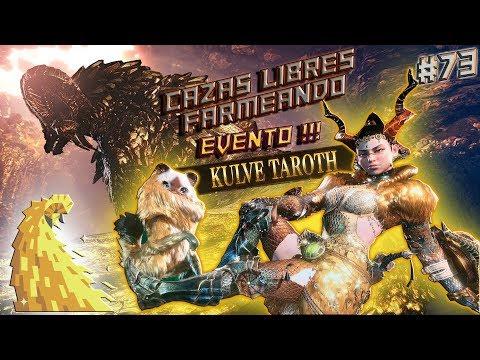 MONSTER HUNTER WORLD - PC - (ESPAÑOL) EVENTO FARMEANDO KULVE TAROTH !!! #73 thumbnail