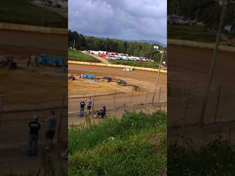 Wartburg speedway 2019 forth of July race