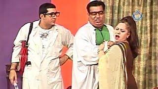 Dabang Dabang | Dr Zafri Khan | Dr Nasir Chinyoti - Funny Stage Drama Clip