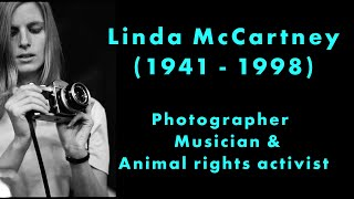 Linda McCartney talks about Wings, family & food