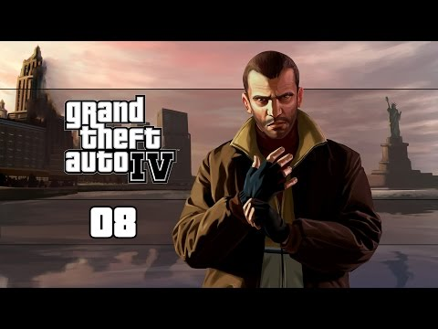 Let's Play Grand Theft Auto IV - Ep.08 - Errands for Playboy X!