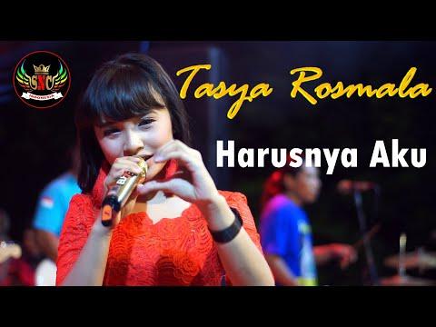 HARUSNYA AKU Cover TASYA ROSMALA. (Live Perdana THE ROSMALA)