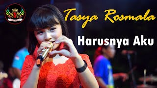 Download HARUSNYA AKU cover TASYA ROSMALA. (Live perdana THE ROSMALA)