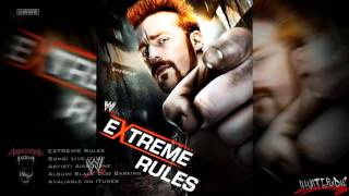 "WWE [HD] : Extreme Rules 2013 Official Theme Song - ""Live It Up"" By Airbourne + [Download]"