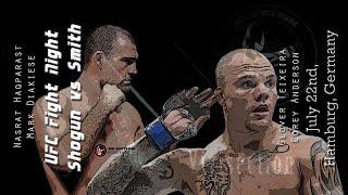 The MMA Vivisection - UFC Hamburg: Shogun vs. Smith picks, odds, & analysis