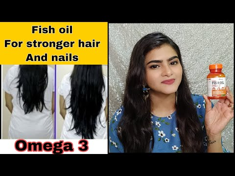 Benefits Of Omega 3 Fish Oil Supplements Ft. St.Botanica |For Hair & Nails | How To Consume| Ria Das
