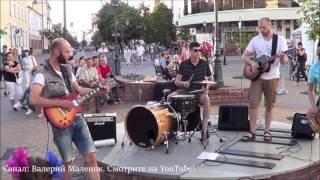 Классная музыка и селфи красотки певицы... Brest! Music! Song!