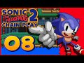 Chain Play: Sonic The Hedgehog 2 - Part 8 - Metropolis video
