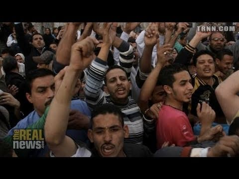 Referendum In Egypt Shows New Stage In Struggle