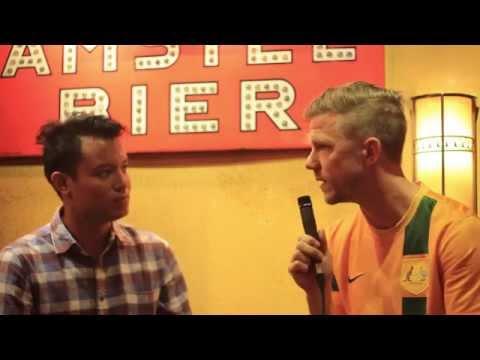 Jakarta Football Chat Eps 1 (part 5 end) Special Robbie Gaspar