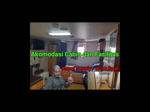 Review Crew Cabin Accommodation Offshore Supply and Work Maintenance Vessel