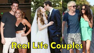 Real Life Couples of The Flash