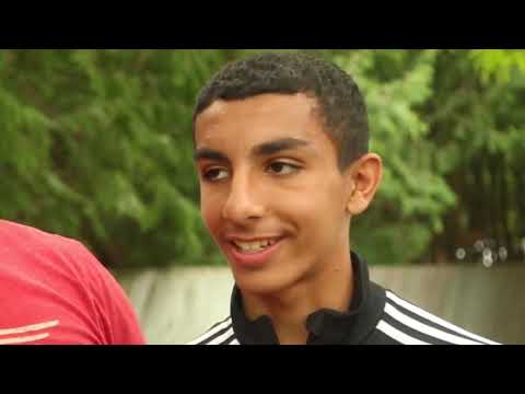 Syrian refugee to represent Canada at youth tournament