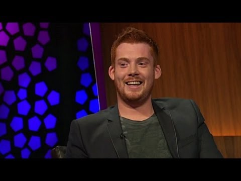 The Voice of Ireland | Winner Pat Byrne on The Late Late Show on 'Getting the Shift'