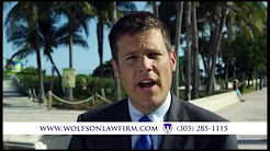 Miami Personal Injury Law Firm  - Wolfson Law Firm, LLP