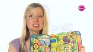 Обзор игрушки «Обучающая книга Учим алфавит Vtech»  Магазин игрушек Neopod ru