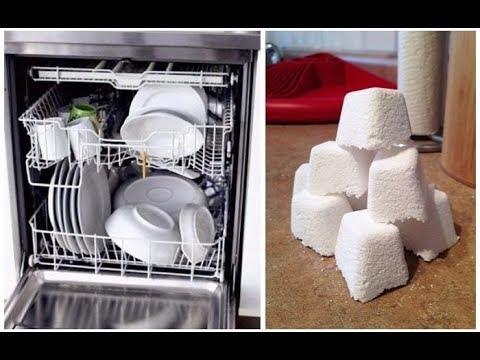 Всегда делаю Таблетки для Посудомоечной Машины своими руками! Зачем платить больше?