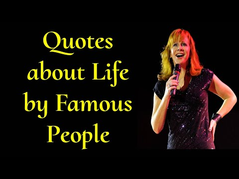 Famous Quotes About LIFE By Famous People!!!! | Inspirational Quotes | Positive Zone