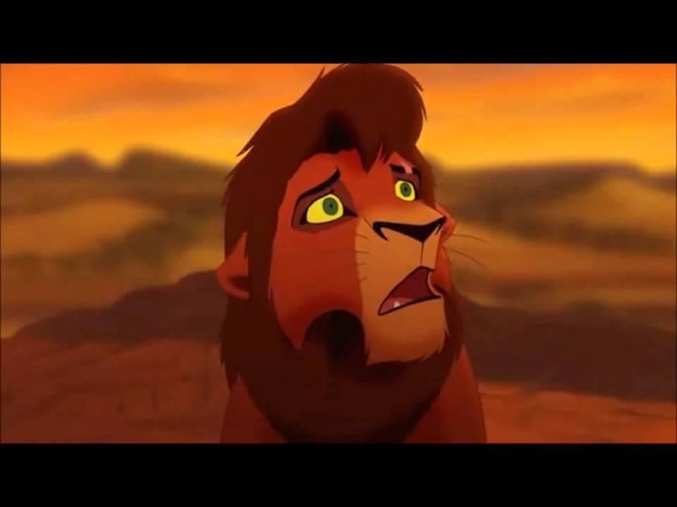 Batman/Lion King- Kiara's Death(Batgirl) - YouTube