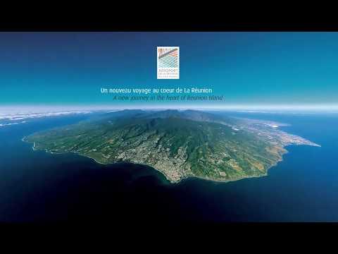 film transformation 3D Aéroport de La Réunion Roland Garros