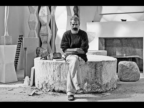 Documentar CONSTANTIN  BRANCUSI  (pelicula inedita de arhiva 1923-1938)
