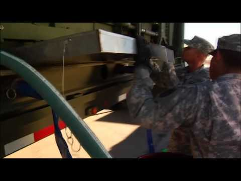 An inside look at the Army MOS 92S - Shower/Laundry and Clothing Repair Specialist