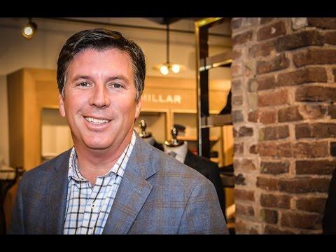 Scott Mahoney, Chairman and CEO, Peter Millar