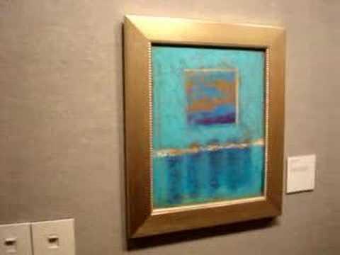 Solo Art Exhibit by Abstract Artist Karen Banker