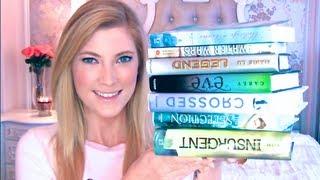 Special Edition Glitterature: 7 book reviews!
