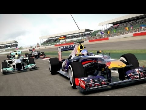 F1 2013  Test   Gameplay zur Formel1Simulation