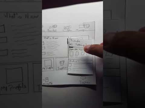 Shadow Studios App Design