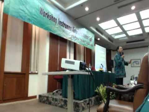 Workshop Instrumen Akreditasi Rumah Sakit 2012 (4) - dr. Muki Reksoprodjo, SpOG