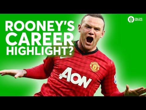 Wayne Rooney's Career Highlight? The HUGE Debate LIVE!