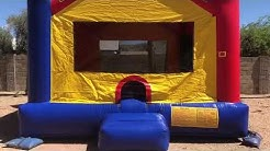 Rainbow castle deluxe for rent in Arizona