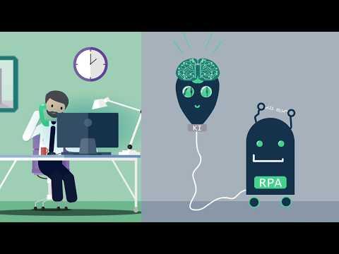[Blog] Chatbot und Softwareroboter - ein gutes Gespann