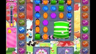 Candy Crush Saga Level 1193 ( New with 35 Moves and 4 Candy Colours ) No Boosters 3 Stars.