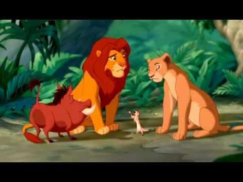 The Lion King - Le Roi Lion - Réunion French
