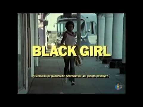 Black Girl (1972) Leslie Uggams Brock Peters