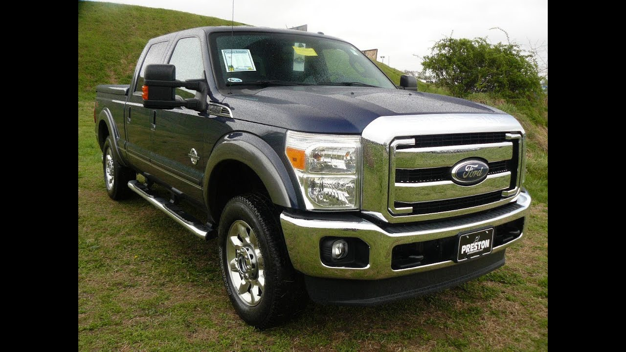 2011 ford f250 lariat diesel 4wd 8ft bed used trucks for sale in. Cars Review. Best American Auto & Cars Review