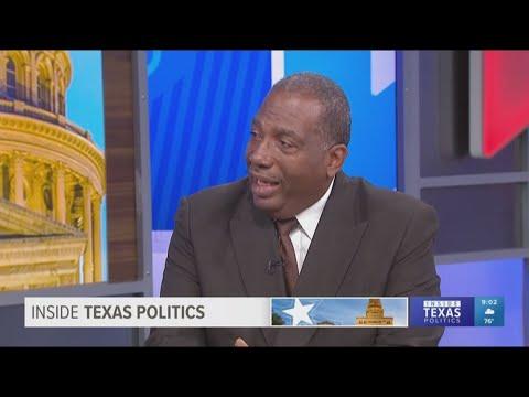 Inside Texas Politics (7/14/19): State Senator Royce West