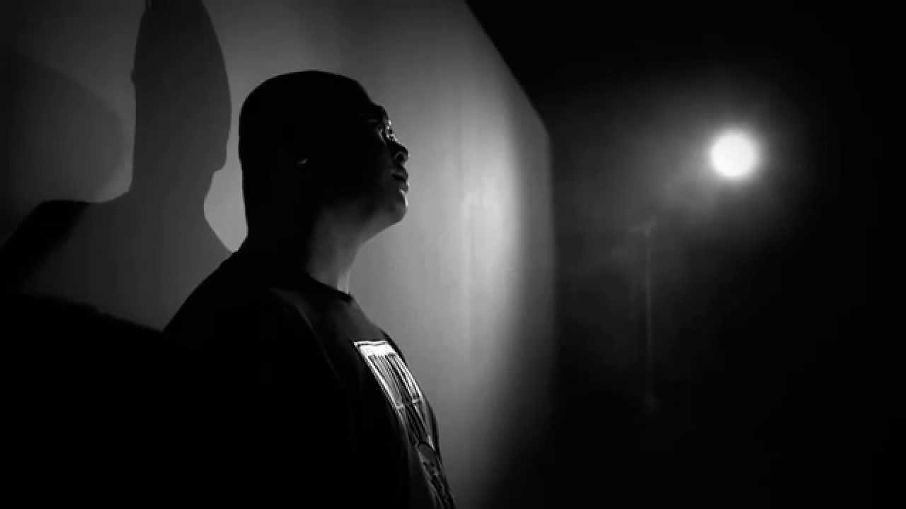 DIY 30W LED for Film Noir lighting class test - YouTube